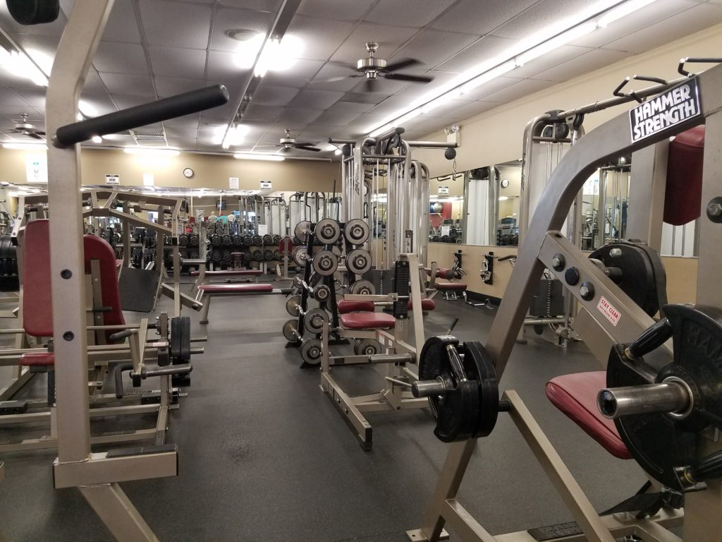 Building Bodies Fitness Center